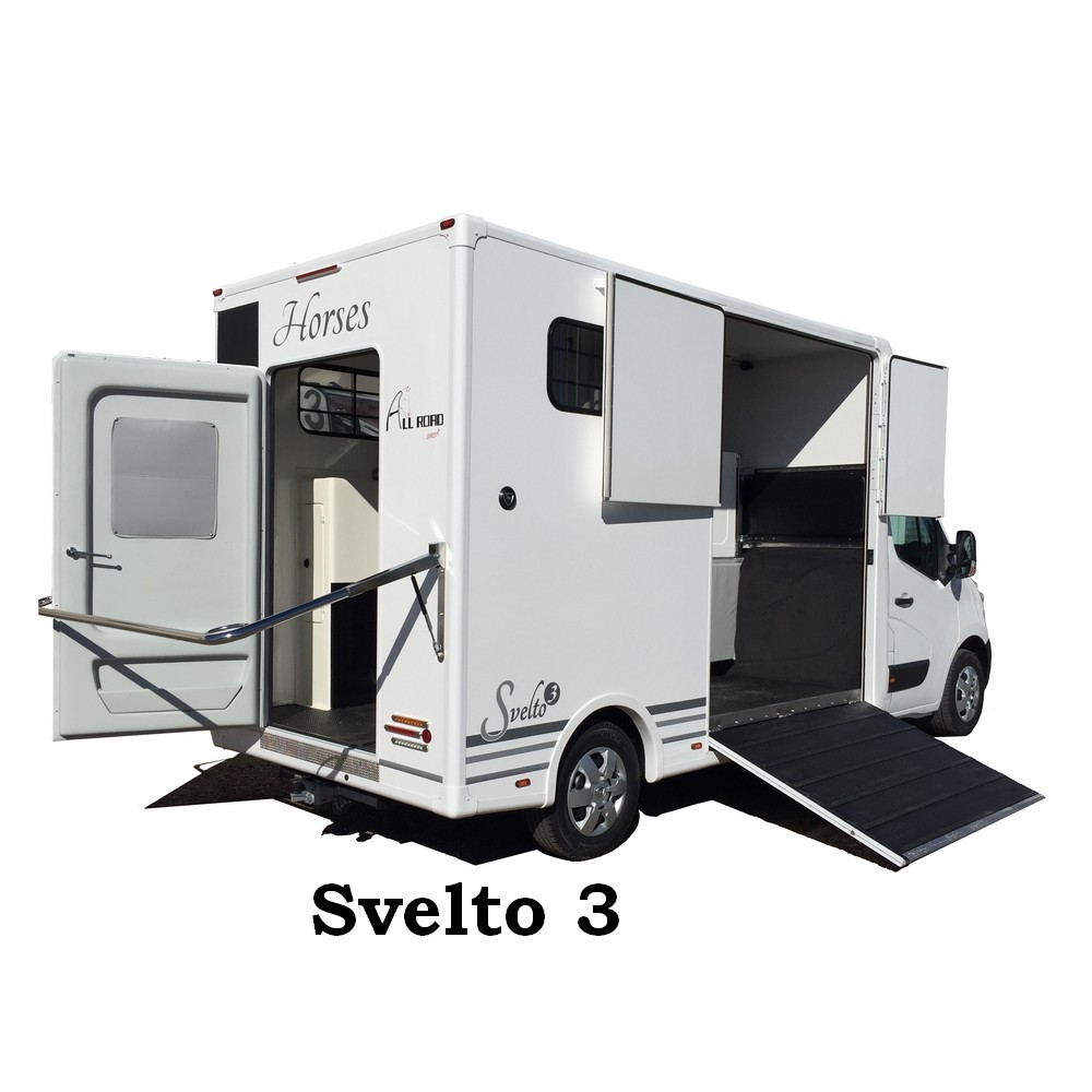 svelto3 Transbox